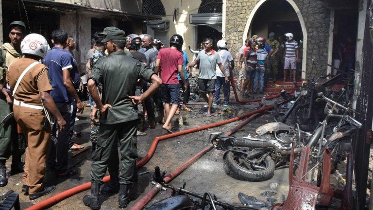 """العالم يدين تفجيرات سريلانكا """"المروعة"""""""