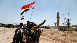 القوات الأمنية تحرر الساحل الأيسر لمدينة الموصل