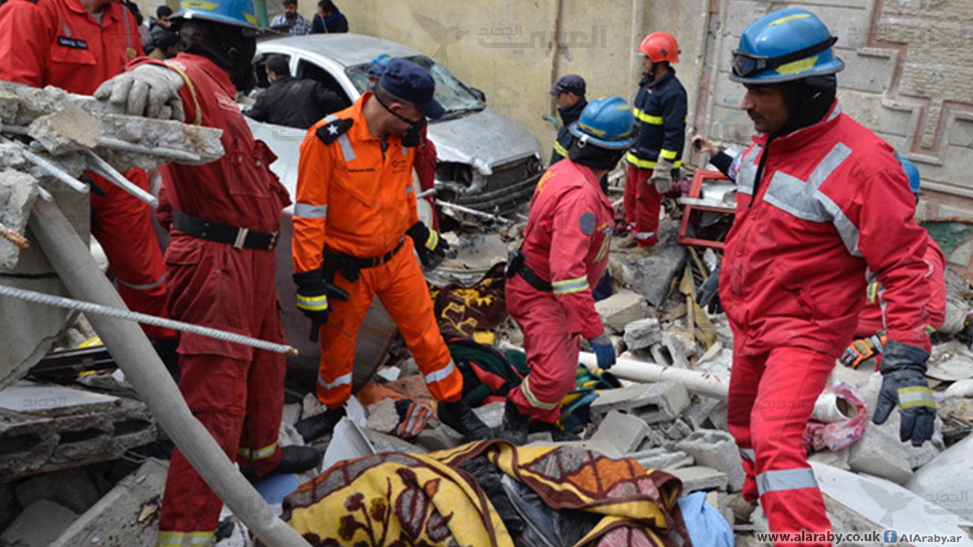 الدفاع المدني ينتشل 5853 جثة بينها اكثر من 1200 طفل في الموصل