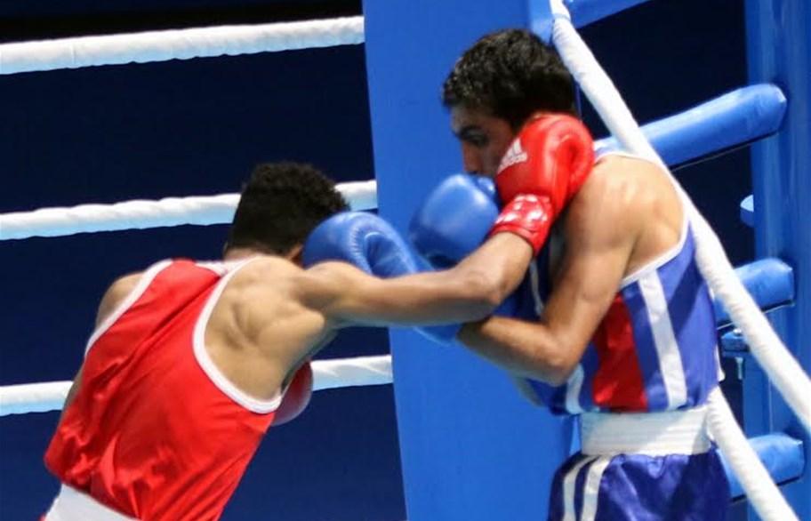 منتخب الملاكمة يواصل معسكره الداخلي تحضيرا لبطولة آسيا في تايلند