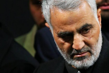 Qassem Soleimani is still in the black list of the US government