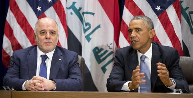 Conflict within the National Alliance fueled by al-Maliki and loyal to Tehran because of Daash and Washington