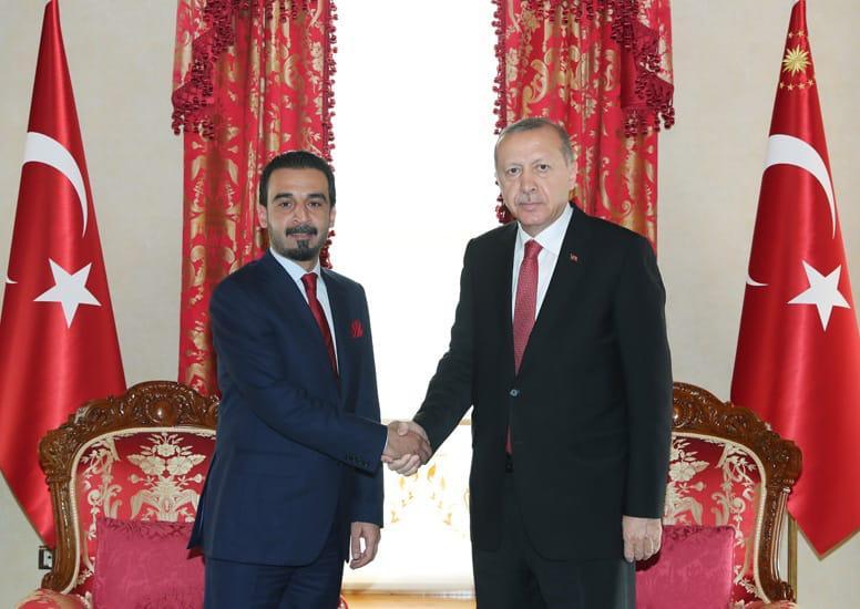 عاجل// رئيس مجلس النواب يعلن عن موافقة الرئيس التركي على طلب زيادة الاطلاقات المائية للعراق