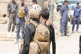 القبض على أحد المطلوبين وفق المادة 4 إرهاب شمالي بغداد