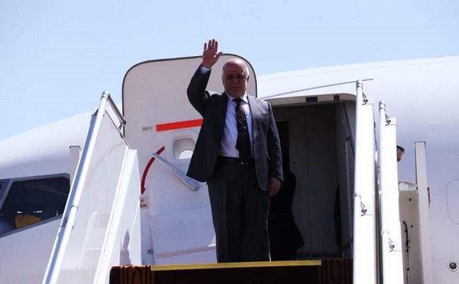 العبادي يتوجه الى العاصمة التركية أنقرة على رأس وفد حكومي