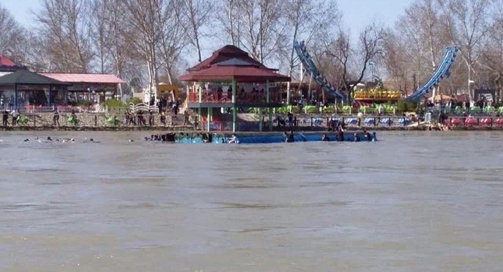 بالوثائق ..  تبليغ وتعهدات بشأن ارتفاع منسوب نهر دجلة قبل وقوع حادثة العبارة
