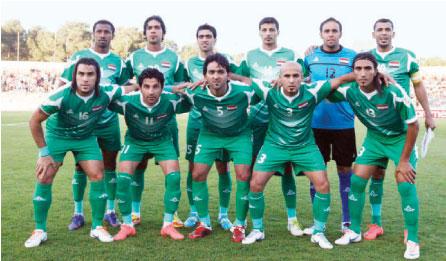 المنتخب العراقي للناشئين يلتقي منتخب الشباب الأردني مساء اليوم