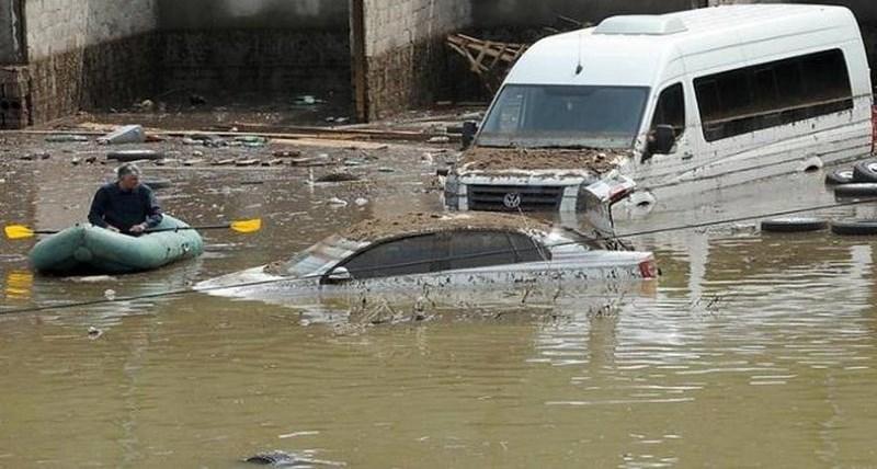 الهلال الاحمر الدولية: مليون ايراني بحاجة للمساعدة بسبب الفيضانات