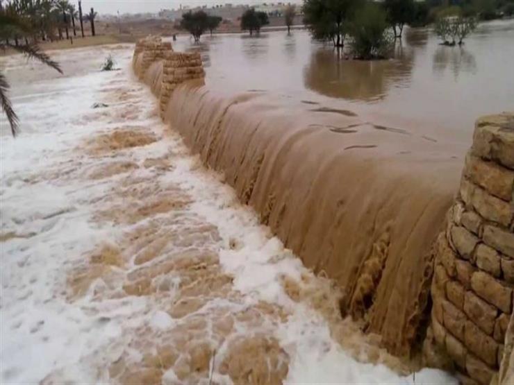 الدفاع المدني يجلي ٨٥ عائلة في نينوى جراء السيول