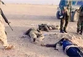 مقتل 4 عناصر ينتمون الى داعش داخل الأراضي السورية
