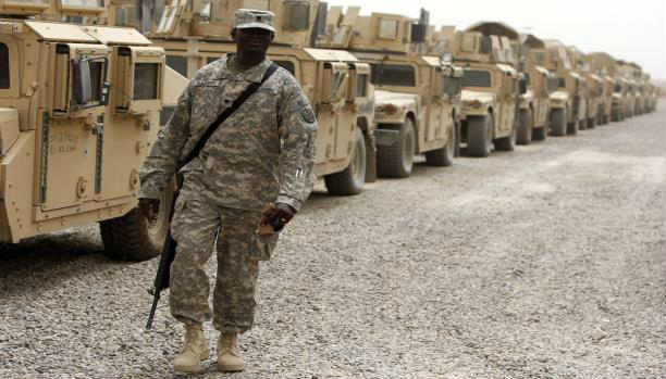3600 US military in Iraq have access to legal immunity Sunni parliamentary defends decision Abadi