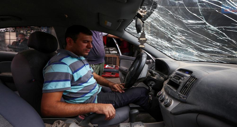 """سيارات """"داعش"""" ..  غنائم حرب تباع في """"سوق العلوج"""" بأربيل"""