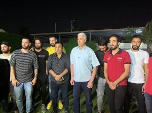 وزير الشباب والرياضة لجماهير الطلبة: الانيق سيلعب في الدوري الممتاز