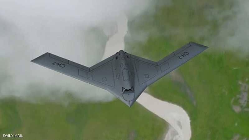 بإمكانيات غير مسبوقة.. اول طائرة شبحية صينية