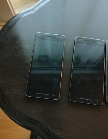 صورة مسربة تكشف عن مواصفات الجيل الثانى من هواتف بيكسل