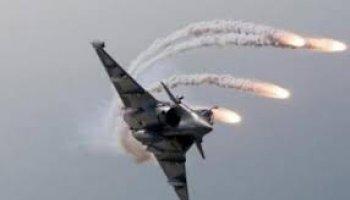 القوة الجوية تدمر 6 معامل لتلغيم العجلات في الساحل الايمن لمدينة الموصل