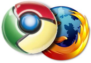تعرف على الفرق بين متصفح جوجل كروم وفاير فوكس؟