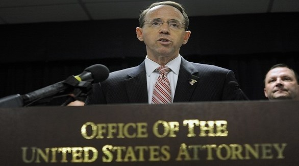 نائب وزير العدل الأمريكي ينوي الاستقالة