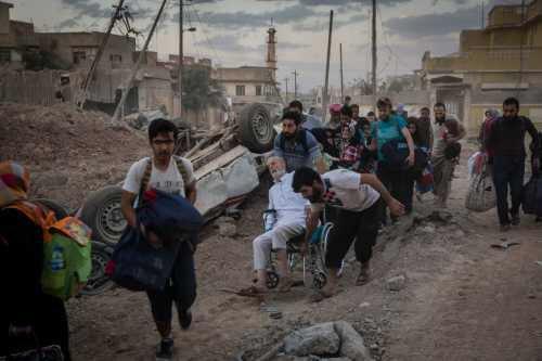 الكشف عن اجبار عوائل كردية على مغادرة الطوز بالقوة