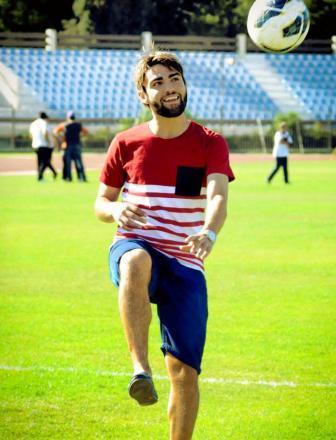 بعد 4 أعوام من الاحتراف في صفوف نادي القوة الجوية حميد ميدو يعلن الرحيل