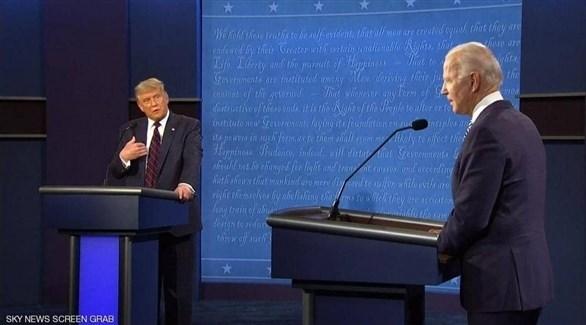 ترامب يعتزم المشاركة في المناظرة الرئاسية التالية
