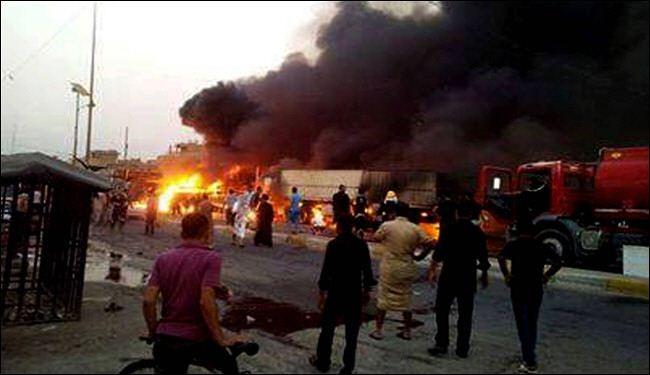 المحمة تصادق على اعترافات مجموعة تابعة لداعش قضائيا بمسؤوليتهم عن تفجيرات وقعت في بغداد