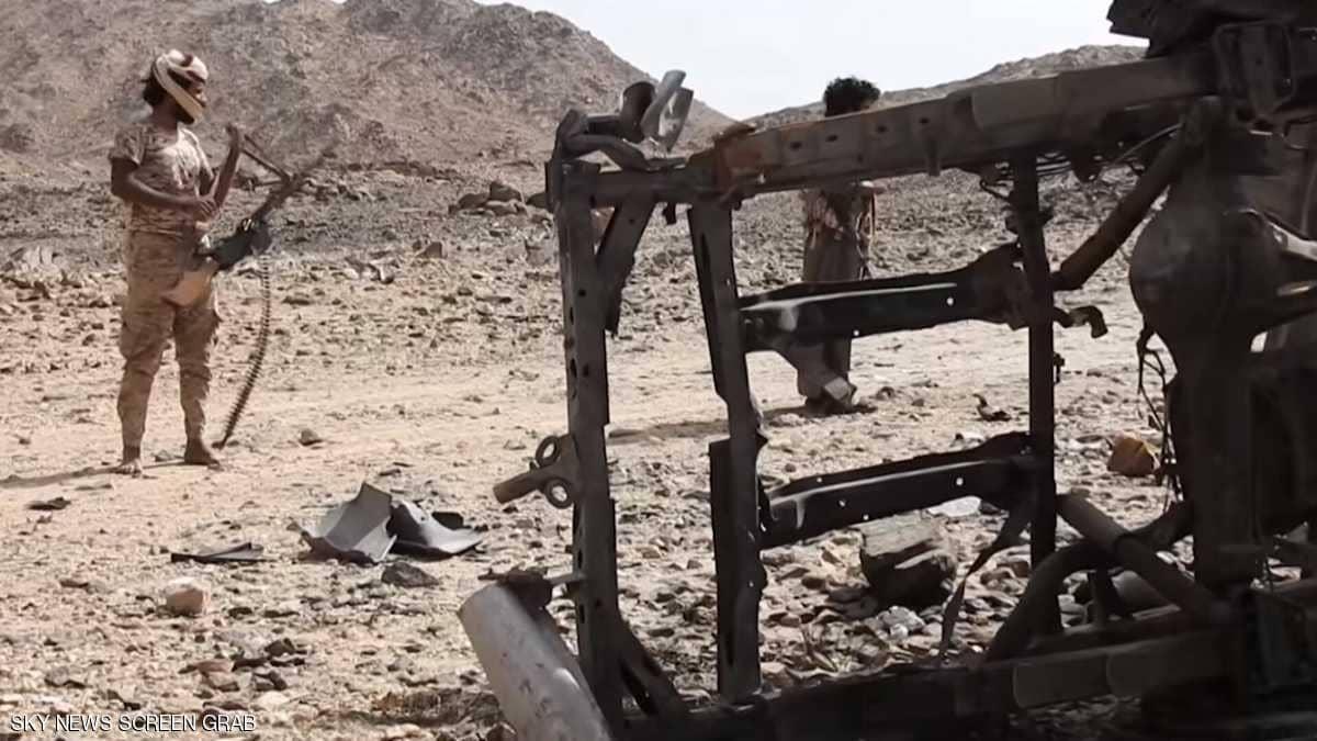 قوات التحالف العربي والمقاومة اليمنية على مشارف الحديدة