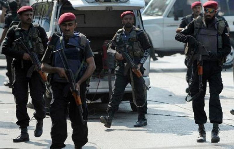مقتل 3 ارهابيين فى اشتباكات مع قوات الأمن الباكستانية