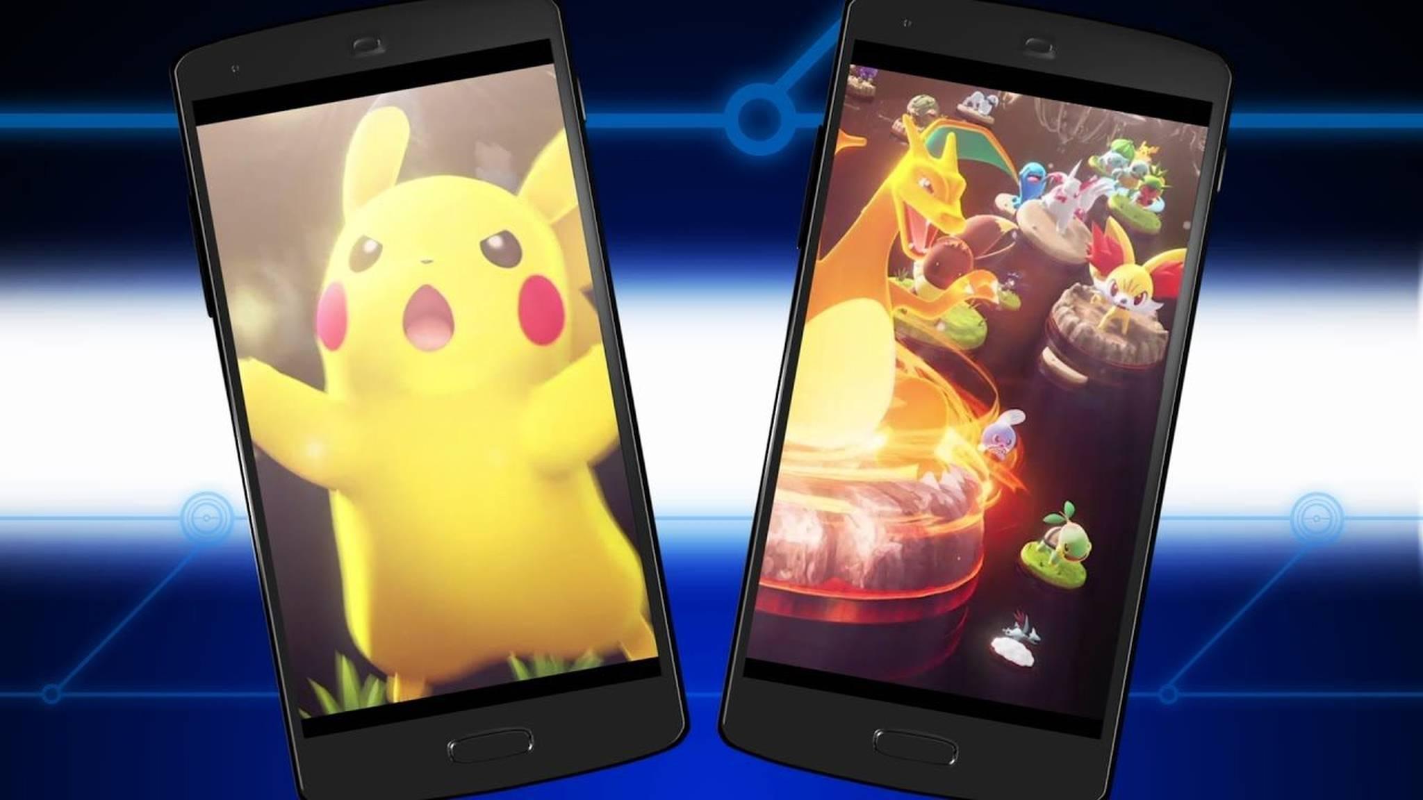 أهم مزايا  Pokémon Duel.. التى اطلقن بعد بوكيمون جو
