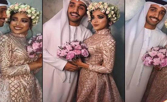 بسبب تصرفاتهما في زفافهما.. الشرطة تلقي القبض على اعلامية وزوجها في الامارات ؟؟