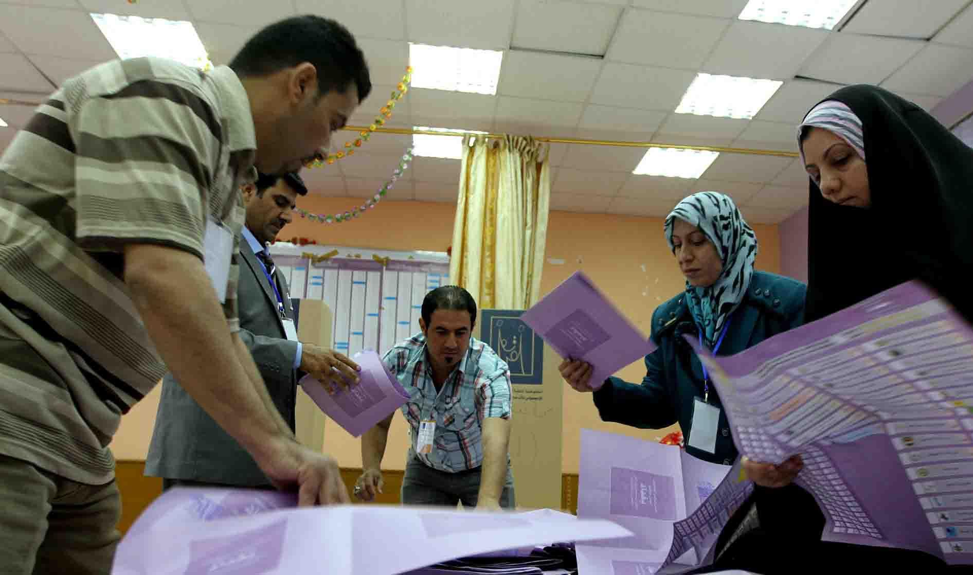 محللون وقانونيون: مفوضية الانتخابات تصطدم بآلية تشكيل مفاصلها وبعثة الأمم تشكك