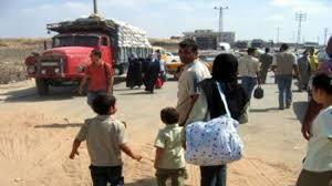 عودة اكثر من 250 عائلة نازحة الى مناطق سكناها في قضاء تلعفر