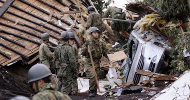 اليابان تتعهد بتقديم مساعدات لمناطق الكوارث الطبيعية