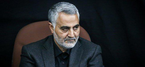 An unannounced visit Soleimani in Arbil to provide Iran proposals Kurdish parties