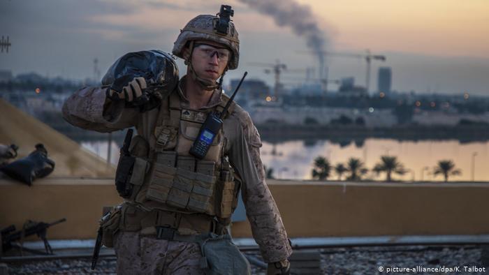 الدفاع الكويتية: القوات الأميركية ستنسحب بالكامل خلال ثلاثة ايام