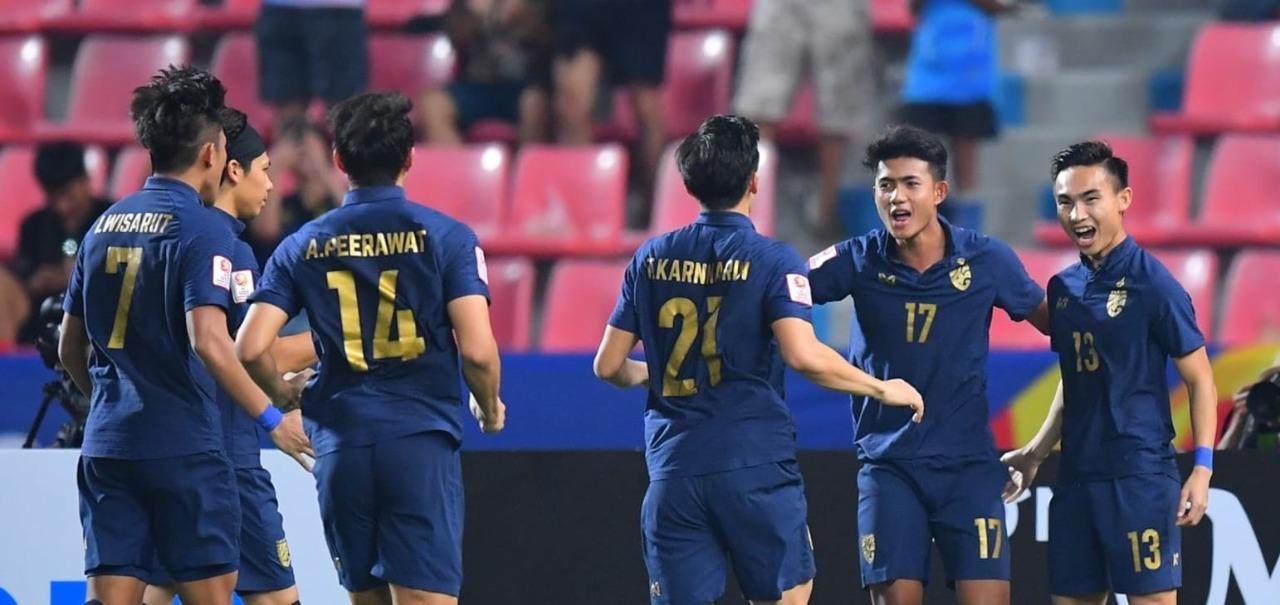 الاولمبي العراقي ينهي مشواره بنهائيات اسيا بعد تعادله امام تايلند