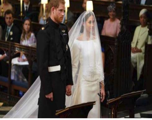 الأمير هاري يُضحك الحضور في حفل زفافه.. ما السبب؟!