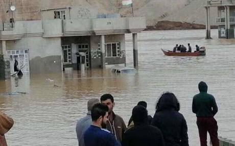 محافظ صلاح الدين يحذر من موجة سيول وفيضانات