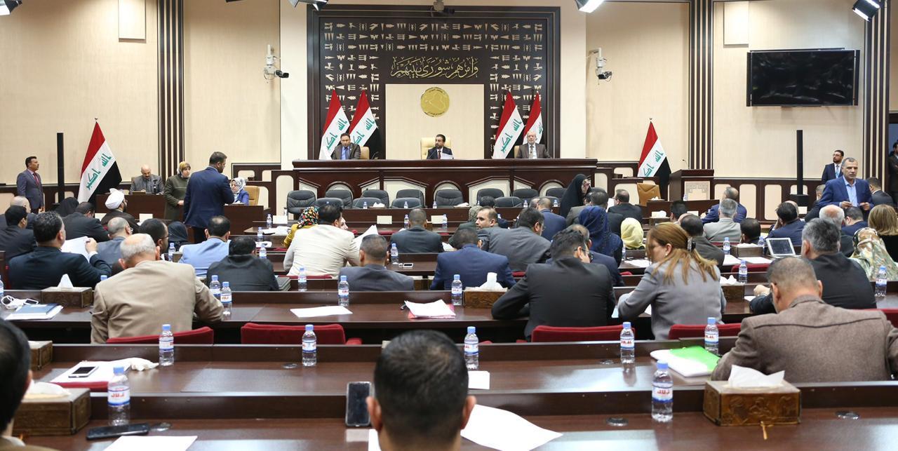 الحلبوسي: هناك قائمة بتعيين 28 سفيرا قدمتها الحكومة السابقة سيتم اعادتها للحكومة الحالية قبل التصويت عليهم