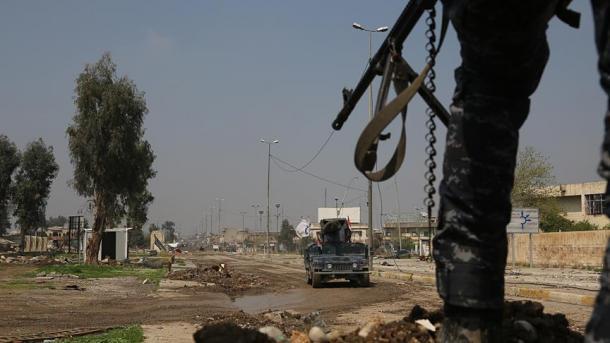 """مقتل داعشي  """"آمر لواء"""" في فرقة القادسية بمحافظة كركوك"""