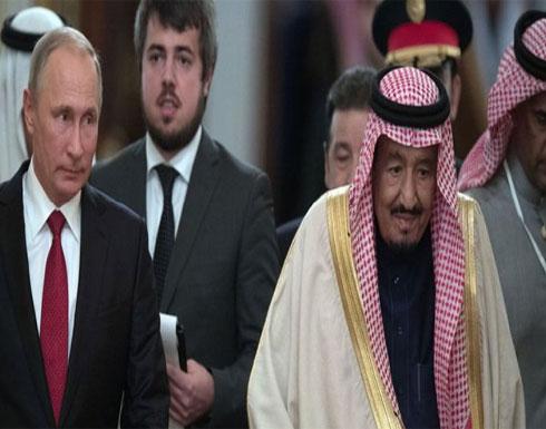 الكشف عن السبب الحقيقي وراء زيارة الملك السعودي الى موسكو