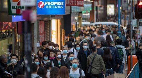 حالة الطوارئ في هونغ كونغ بسبب كورونا