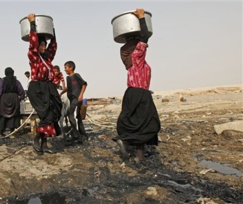 بحسب وزارة التخطيط: 30% من نساء العراق هنَّ من سكان الريف