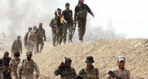 الحشد يعلن عن تحرير قرية مبضالي غربي الموصل بعد اشتباكات عنيفة