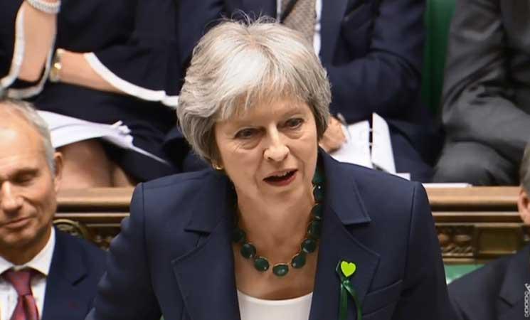 تيريزا ماي تحقق انتصارا آخر في مجلس العموم البريطاني