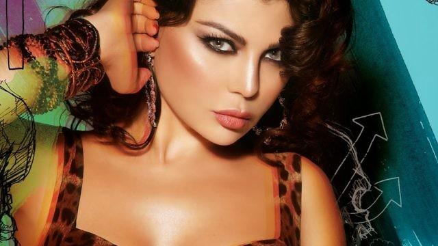 صورة.. هيفا تثير الجدل بإطلالاتها الأخيرة.. وما علاقة جو رعد وشعبان عبد الرحيم؟