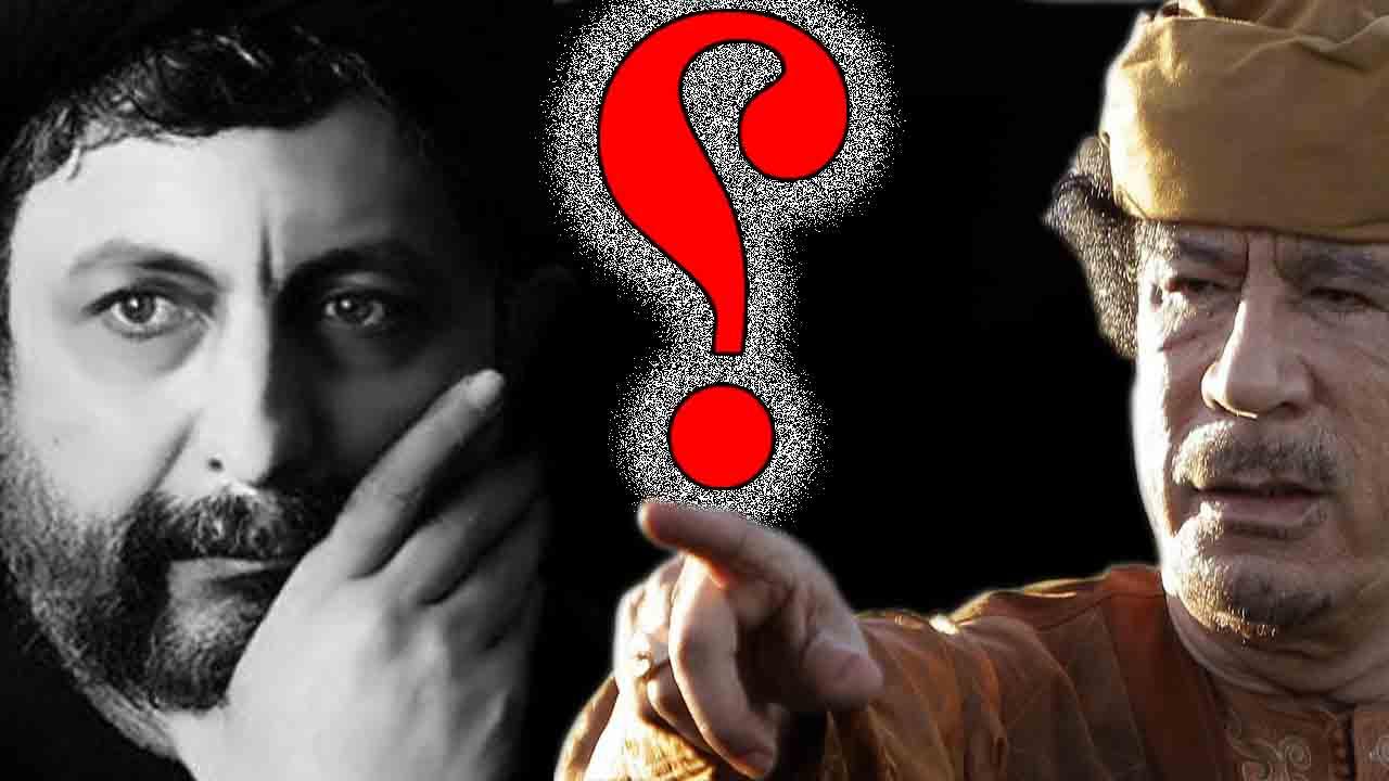مستشار للخميني: موسى الصدر كان يجب أن يقتل والقذافي فعلها