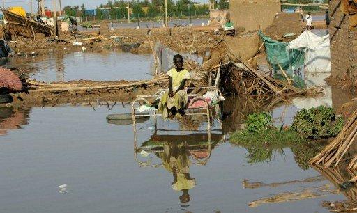 36 قتيلا جراء الفيضانات في ولاية النيل السودانية