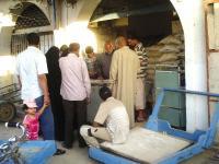 إقتصادية عراقية تحذر الحكومة من إستبدال التموينية بالنقد