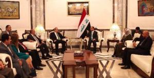رئيس البرلمان: خيار الاستفتاء يجب ان يكون ضمن الاطر الدستورية بما يكفل مصلحة العراق